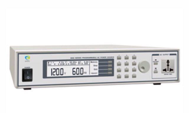 Programmable AC Power Source  6605 (500VA) Extech