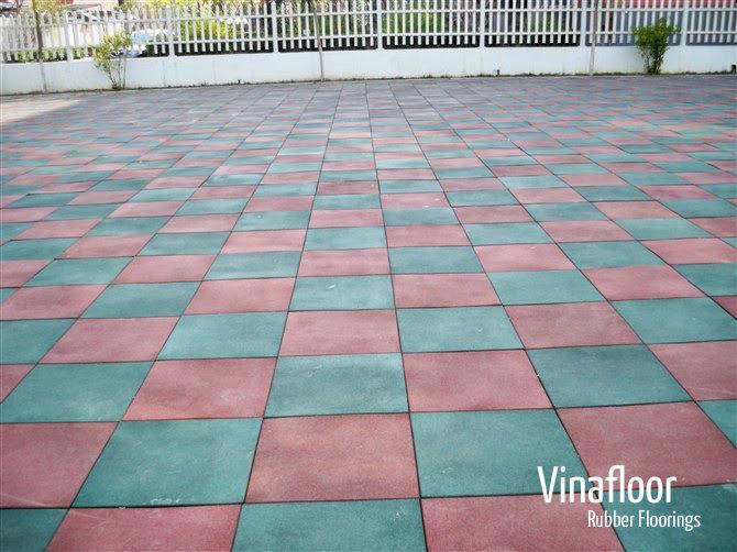 black rubber mat TGCN-28127 Vinafloor