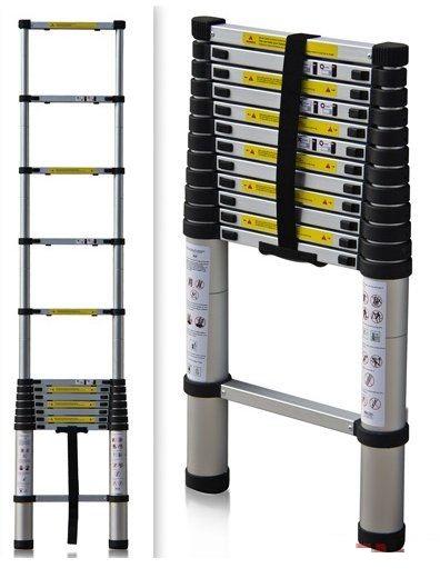 Aluminum ladder SK 380 Sumika