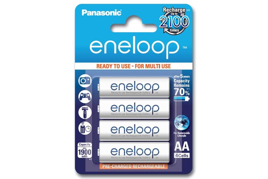 Battery Eneloop AA BK-3MCCE/4BV Panasonic