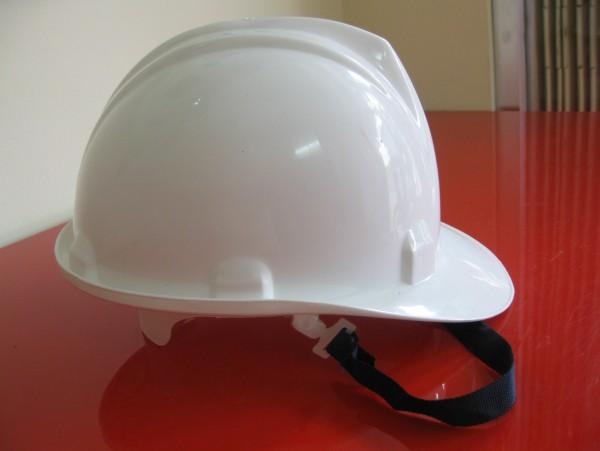 Safety helmet N.004 màu trắng BaoBinhSafety