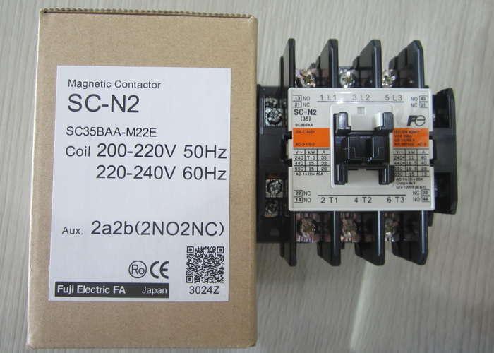 Contactor SC-N2 220 Fuji-Electric