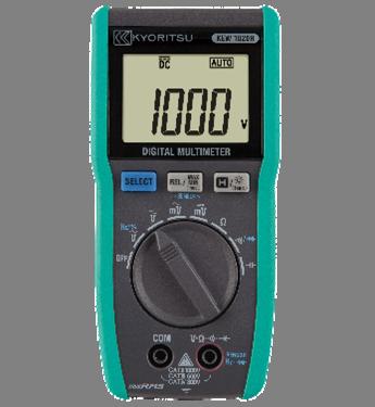 Digital Multimeters 1020R KYORITSU