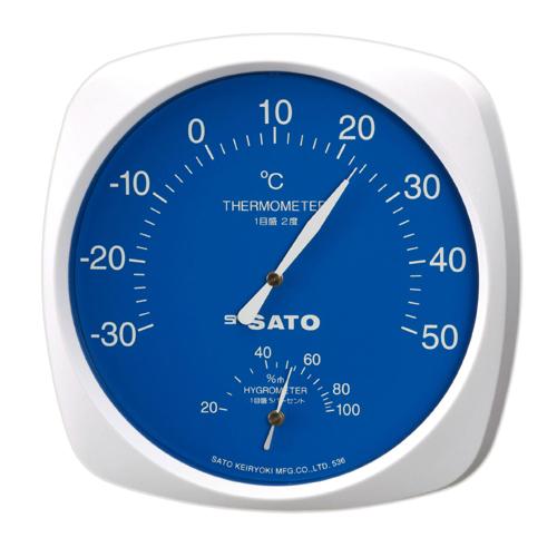 Thermohygrometer TH-200 SATO