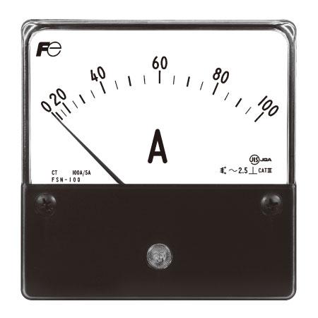 Ammeter FS-60-20Ax3C Fuji-Electric