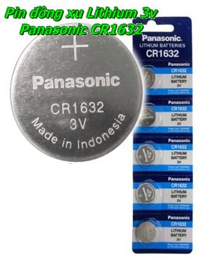 battery CR1632 Panasonic