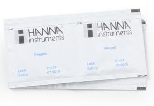 Cyanuric Acid Reagents HI93722-01 Hanna