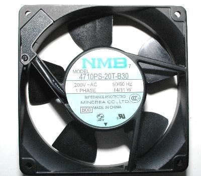 Exhaust fan 4710PS-20T-B30 NMB