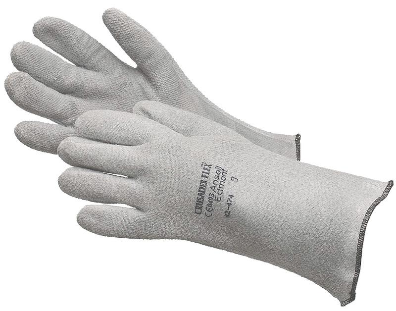 Heat resistant gloves 42-474-9 Trusco