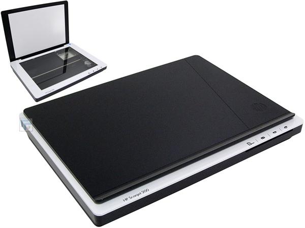 Scan machine HP 200 HP