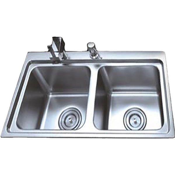 Stainless steel sink VN-8245 VANNI