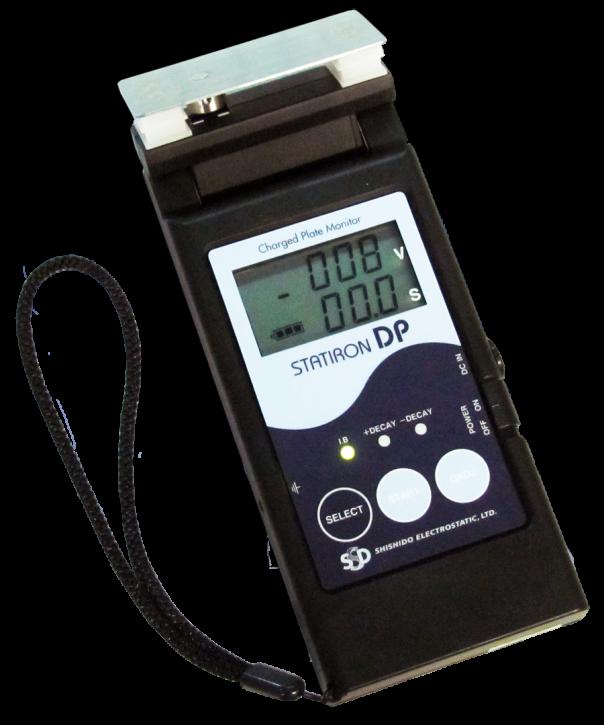 Static Electricity measuring instrument Statiron DP Shishido