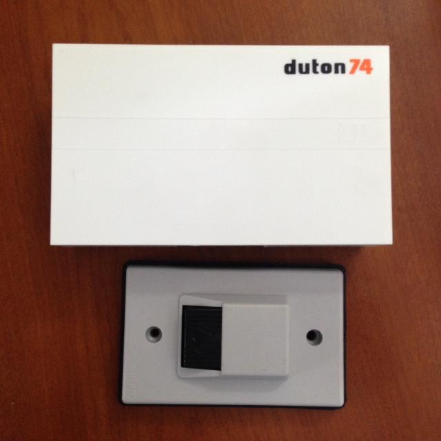 Door bell TGCN-32704 DUTON