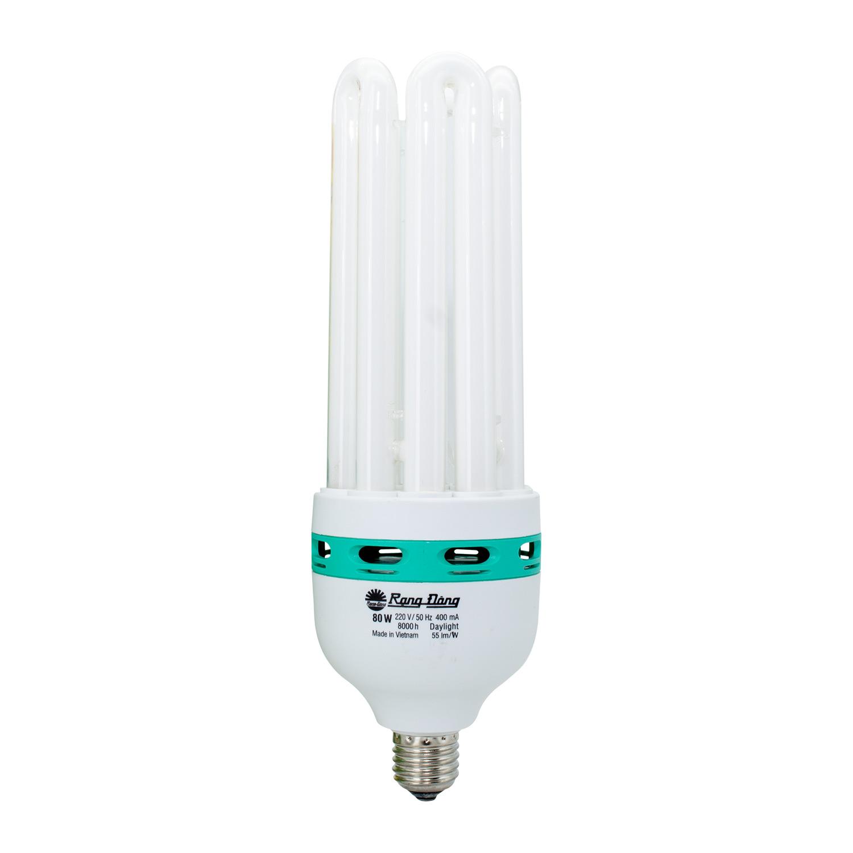 Fluorescent Compact CFL 5UT5 80W H8 E27 RANGDONG