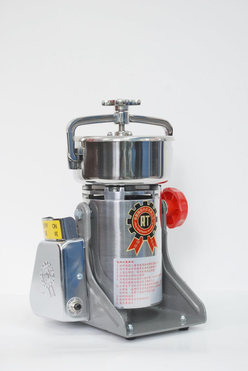 Pulverizing Machine RT-02A RONG-TSONG