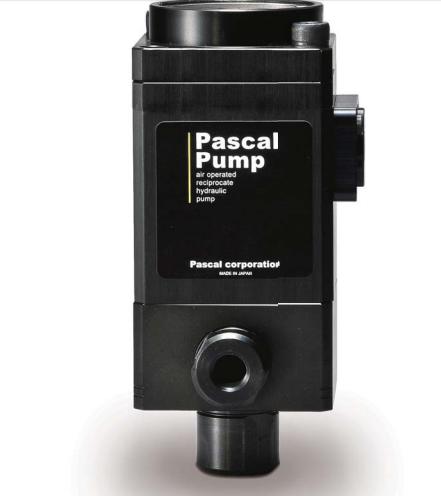 Pump X6312UG-B Pascal