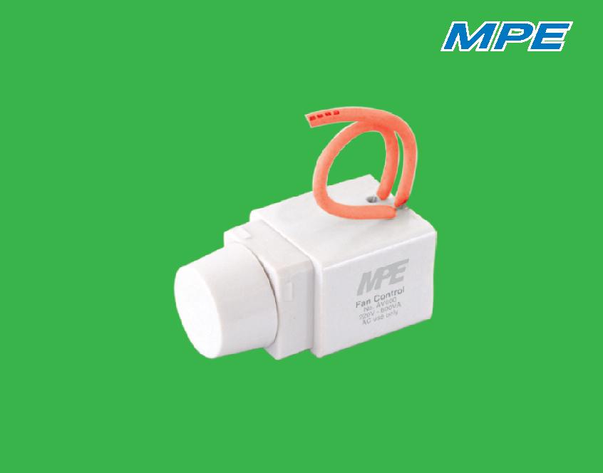 Speed controller AV600 MPE