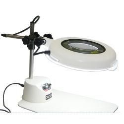 Table stand illuminated magnifier LSK-B 4X OTSUKA