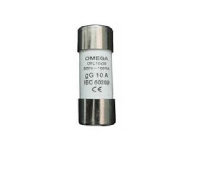 Fuse OFL10x38 10A Omega