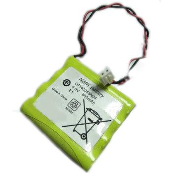 GPHC083N04 Rally Battery 4.8v 800mAh GPHC083N04 NIMH