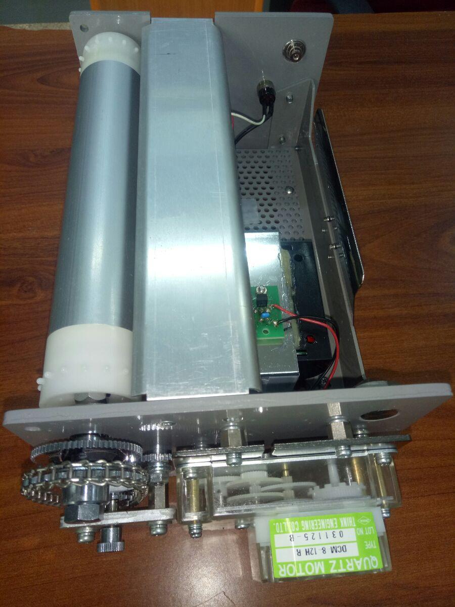 Repair hygrothermograph AURORA-90-III_REPAIR SATO