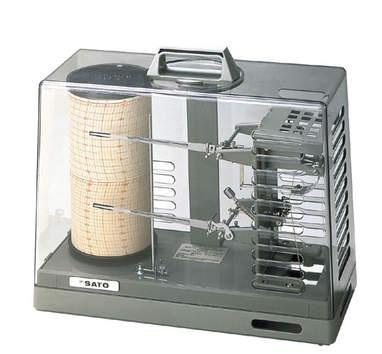 Repair Sigma II Thermohygrograph 7210-00-Repair SATO
