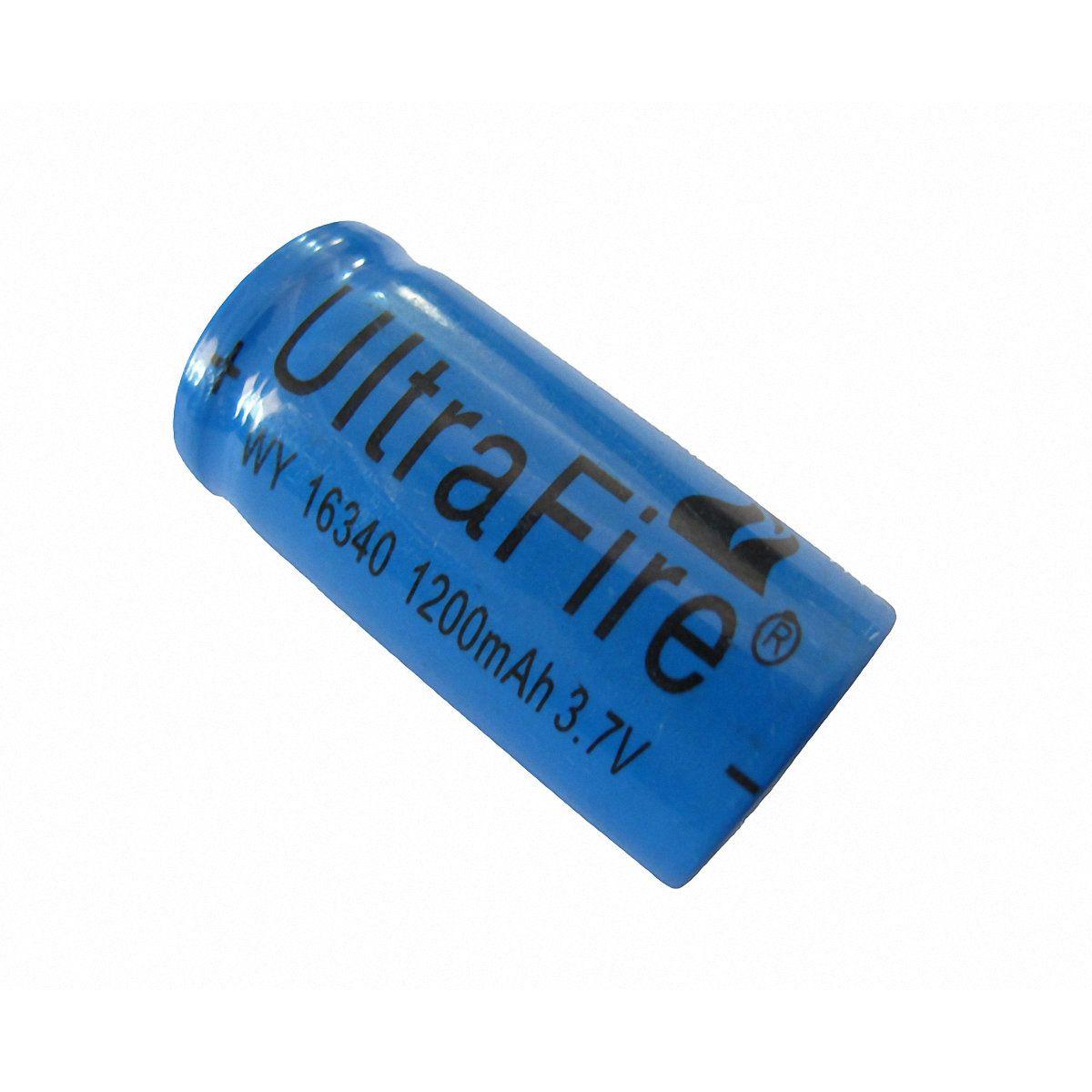 Battery 16340 Ultrafire