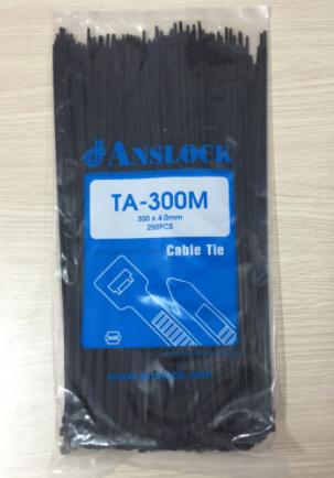 Black plastic cord TA-300M ( Màu đen ) ANSLOCK