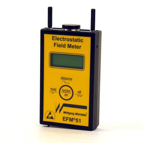 Electrostatic Field Meter EFM51 Wolfgang-Warmbier