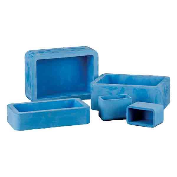 EPDM Rectangle Mold 20-7185 Buehler