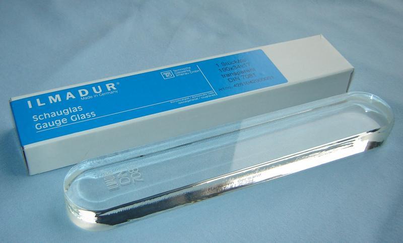 Kích thủy nồi hơi DIN 7081 (340mm x 34mmx 17mm) ILMADUR
