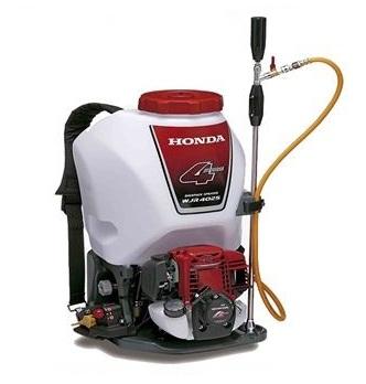 Pesticide application GX160 Honda