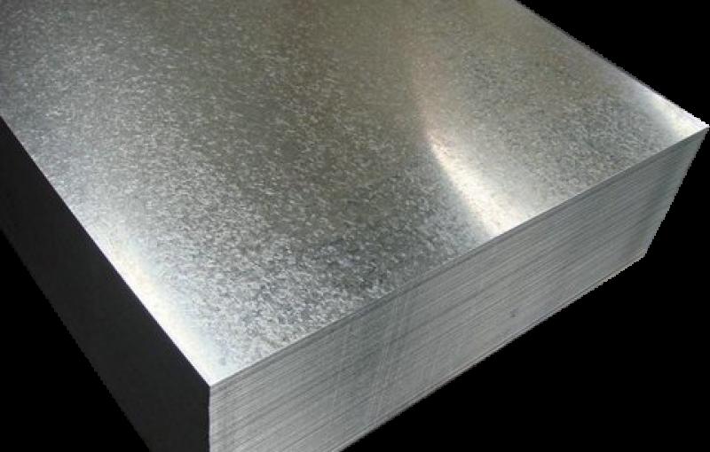 Tôn tấm mạ kẽm 1200 x 2400 dày 1mm TGCN-34687 VietnamSteels