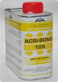 ACRI-BOND 105 Adhesive 105 ATA