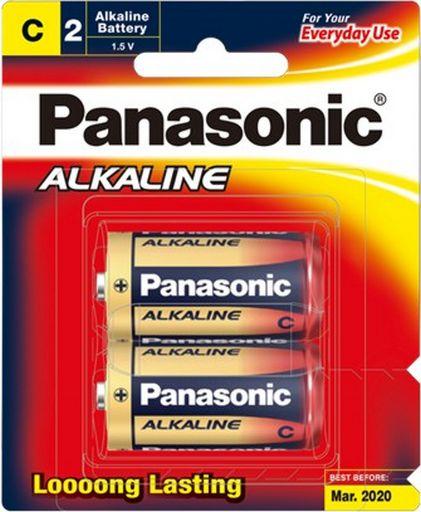 BATTERY  LR14T/2B Panasonic