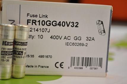 Fuse FR10GG40V32 FerrazShawmut