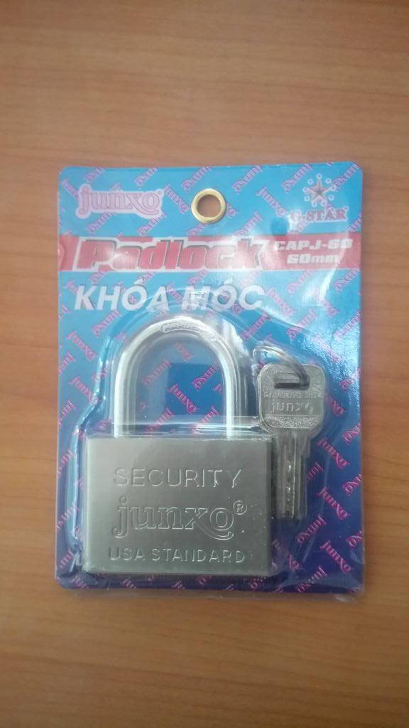 Lock CAPJ-60 PADLOCK