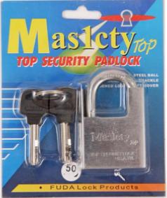 Lock TOP 50 PADLOCK