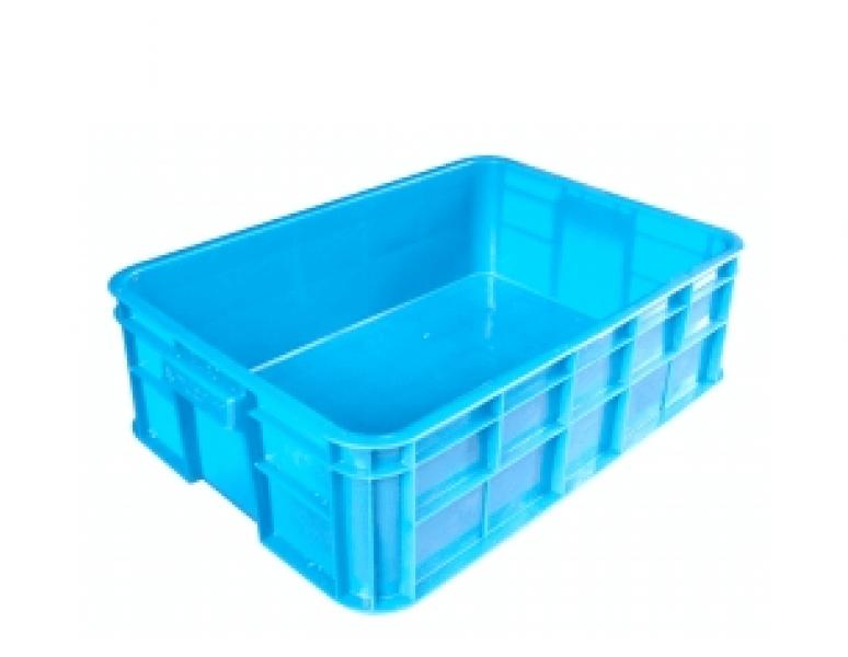Plastic tray HS003-SB (màu xanh) LONGTHANHPLASTICS