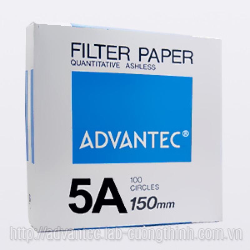 Data Filter 5A 01511150 Advantec