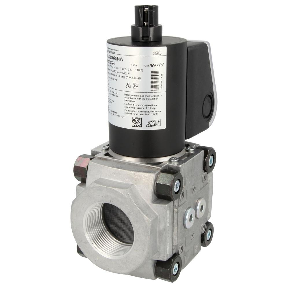 Magnetic gas valve VAS 240-R/LW 88004064 Kromschroder