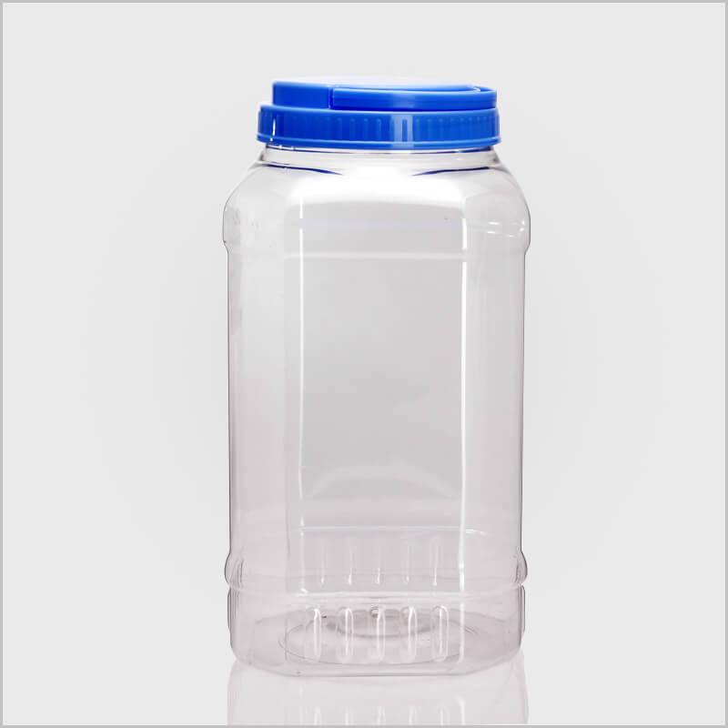 Plastic jars No.F156 DUYTAN