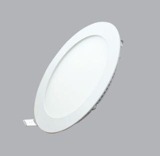18W round LED illuminated color panel RPL-18/3C MPE