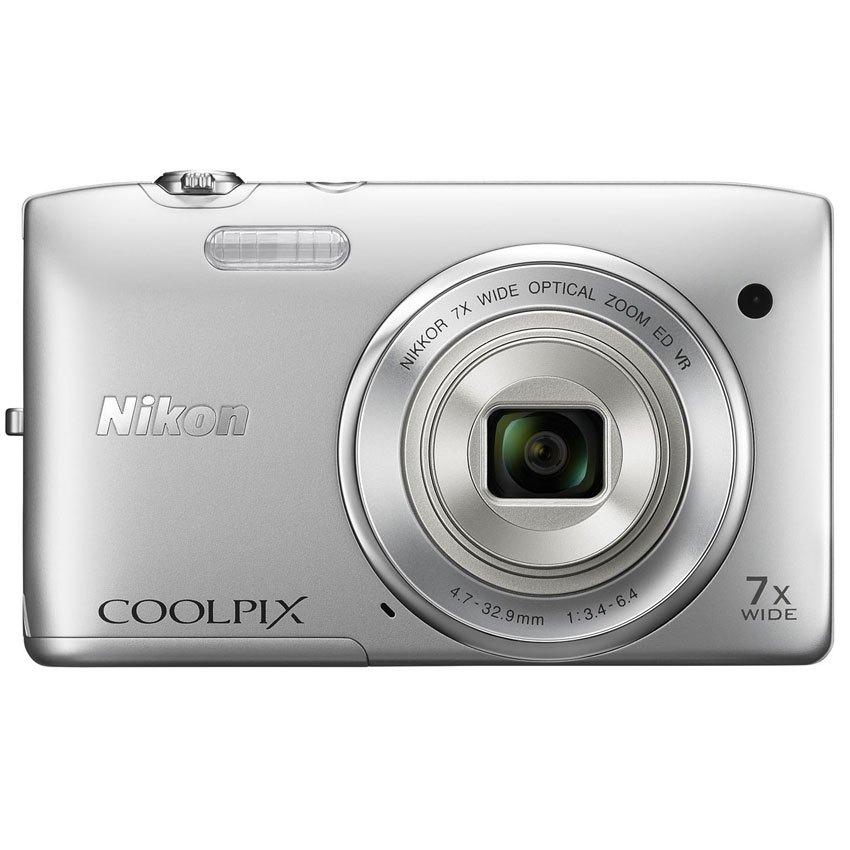 Camera Coolpix S3500 NIKON