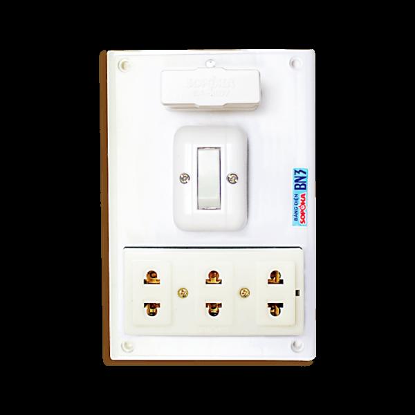 electrical panel BN3 SOPOKA