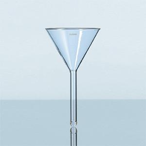 glass funel 200mm 213516104 DURAN