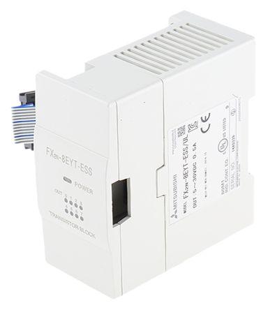 PLC module FX2N-8EYT-ESS/UL Mitsubishi