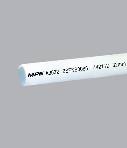 Rigid P.V.C Conduit    A9032 MPE