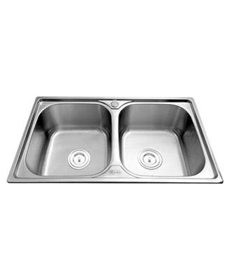 Stainless steel sink VN-7843 VANNI