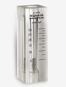 Variable area flow meter C-226 KYTOLA